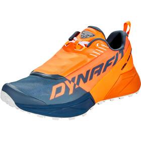 Dynafit Ultra 100 Sko Herrer, orange/petroleumsgrøn